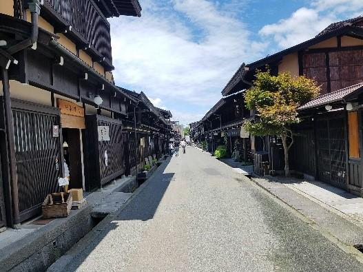 飛騨高山へ旅 ~ワンちゃんと一緒に観光&食事偏~その2